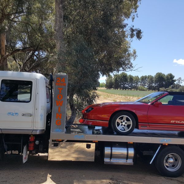 24/7 Towing and Breakdown Services in Young and Surrounds